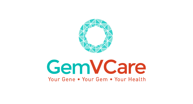 GemVCare Logo Design