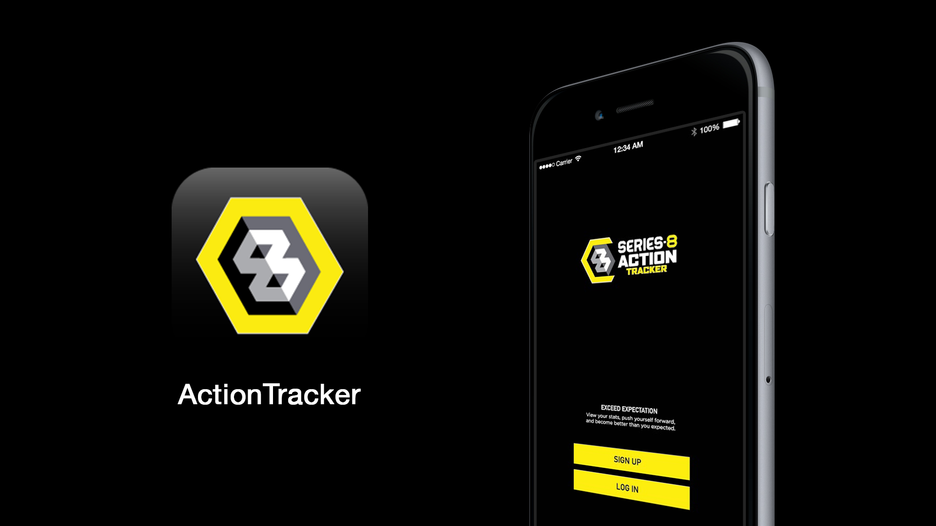 Series 8 Action Tracker